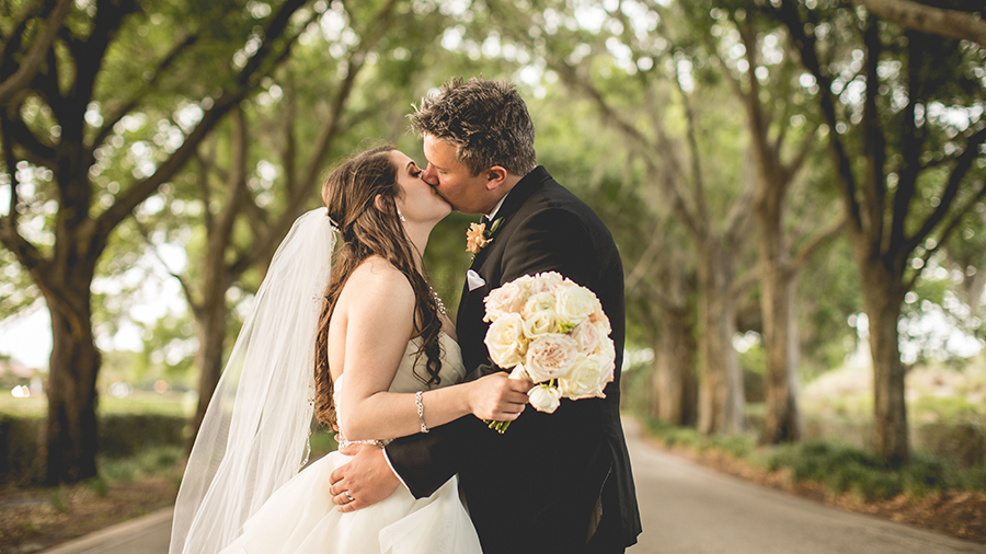 Villas of Grand Cypress Wedding