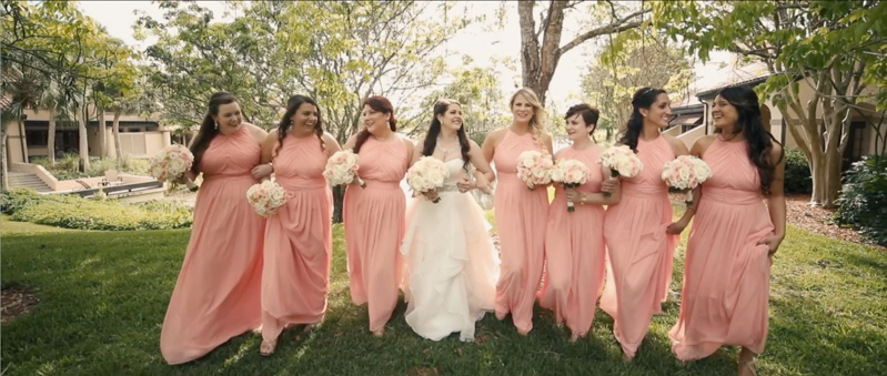 Villas of Grand Cypress Wedding