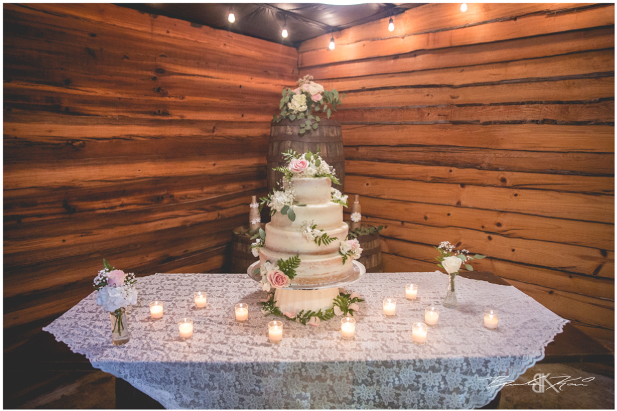 florida rustic barn wedding