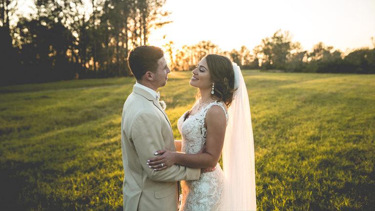 florida rustic barn wedding