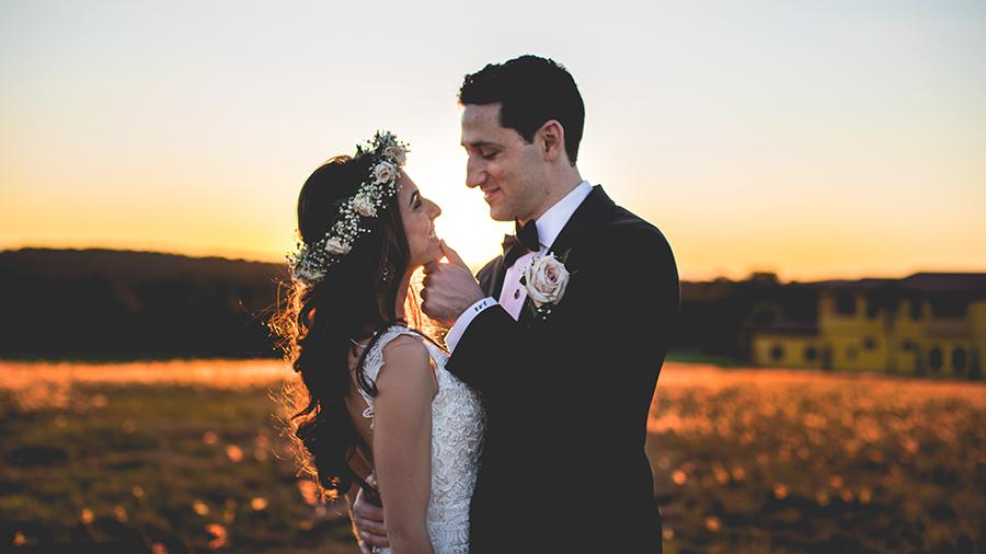 bella collina wedding video