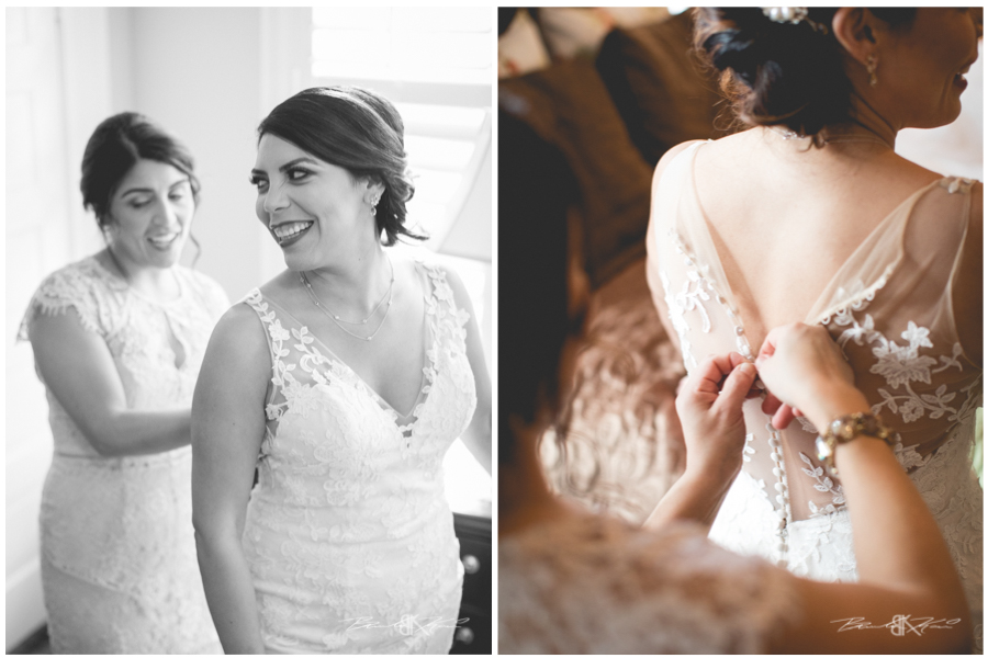 palmetto riverside bed and breakfast wedding