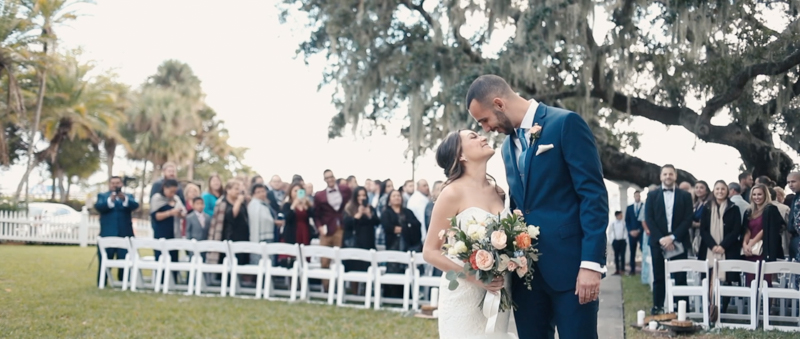 Palmetto Riverside Bed & Breakfast Wedding