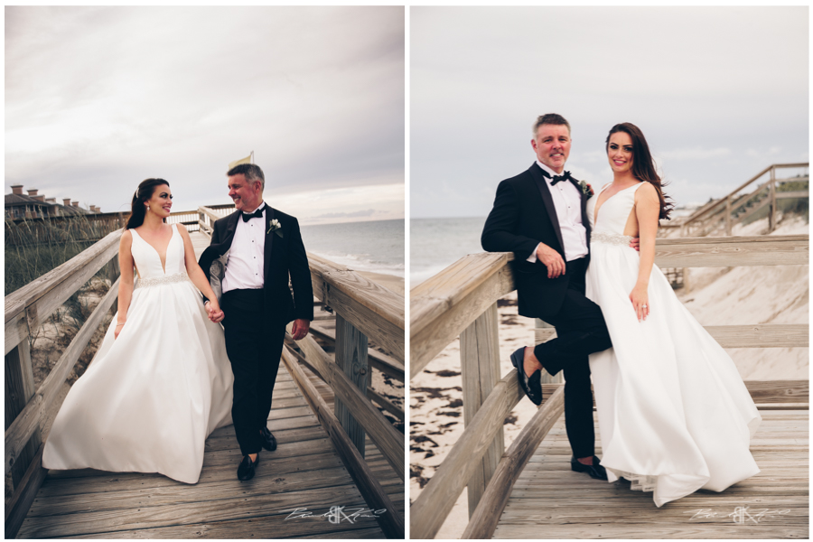 orchid island wedding