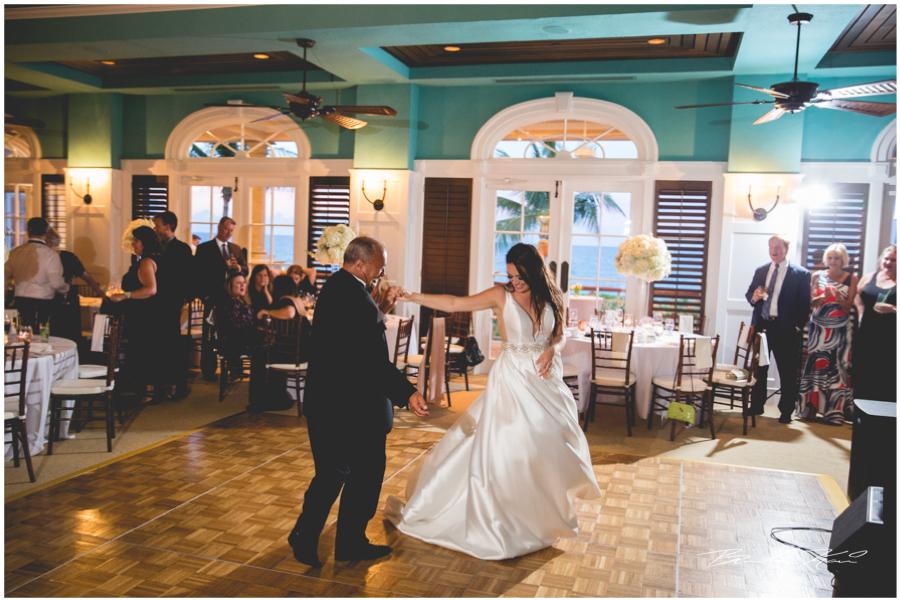 orchid island wedding