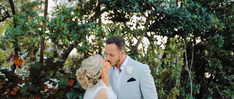 Key Largo Bay Marriott Wedding