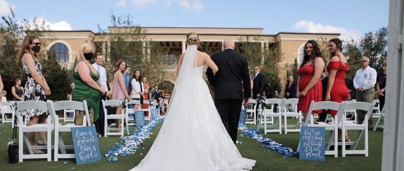 four seasons wedding film